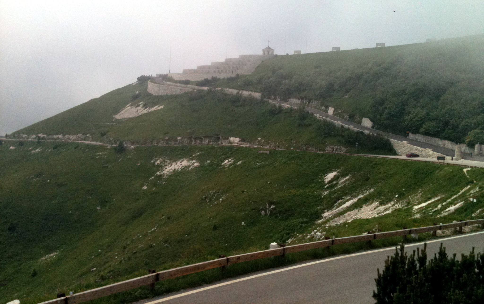 Memories of Monte Grappa